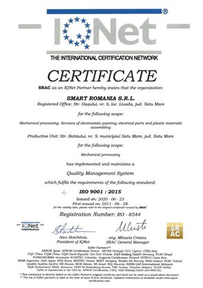 smartrom iso 9001 2015 2